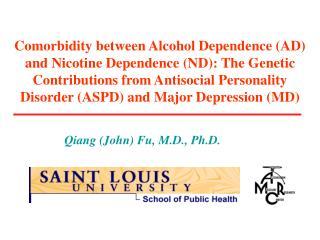 Qiang (John) Fu, M.D., Ph.D.