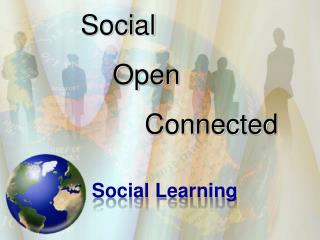 Social Open Connected