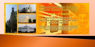 Ambika Tours offers exciting Tour Package to Buddhist Places