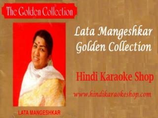 Download lata mangeshkar golden collection of hindi karaoke