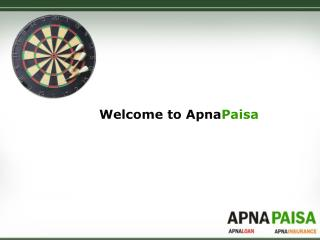 Welcome to Apna Paisa