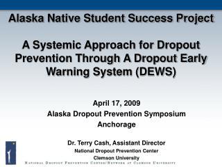 Alaska Native Student Success Project