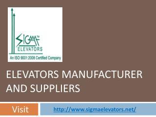 Sigma Elevators