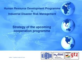 Strategy of the upcoming cooperation programme