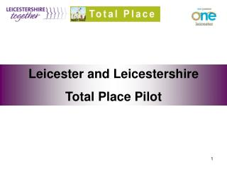 Leicester and Leicestershire Total Place Pilot
