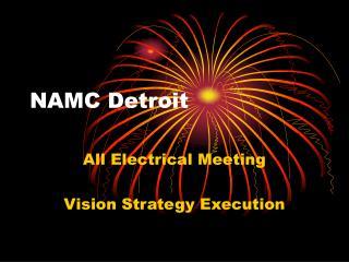 NAMC Detroit