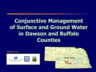 Conjunctive Management  of Surface and Ground Water in Dawson and Buffalo Counties