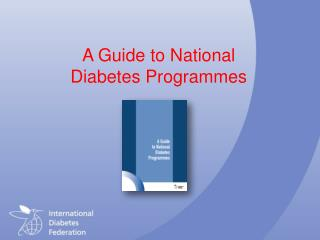 A Guide to National Diabetes Programmes