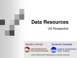 Data Resources US Perspective