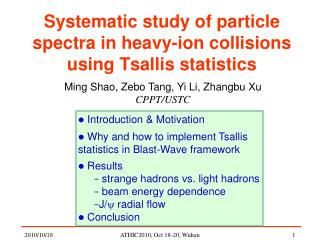 Systematic study of particle spectra in heavy-ion collisions using Tsallis statistics