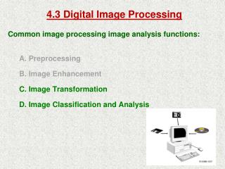 4.3 Digital Image Processing