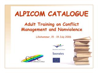 ALPICOM CATALOGUE