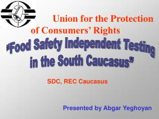 Union for the Protection of Consumers' Rights