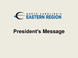 President�s  Message