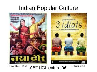 Indian Popular Culture