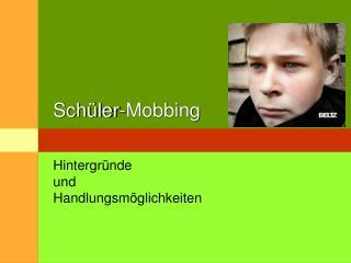 Sch ler-Mobbing