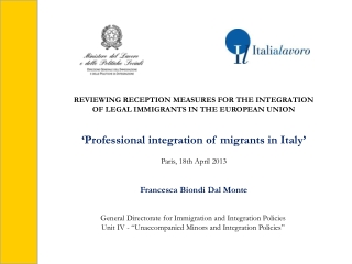 Migrant Workers: Protection of Labour Rights and Labour Market Programs