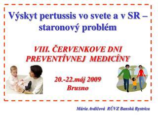 Mária Avdičová  RÚVZ Banská Bystrica