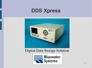 DDS Xpress
