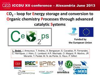 ICCDU XII conference – Alexandria June 2013
