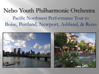 Nebo Youth Philharmonic Orchestra
