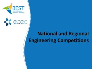 National and Regional Engineering Competitions