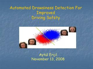 Automated Drowsiness Detection For Improved Driving Safety