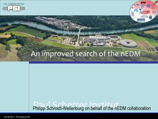 An improved search of the nEDM