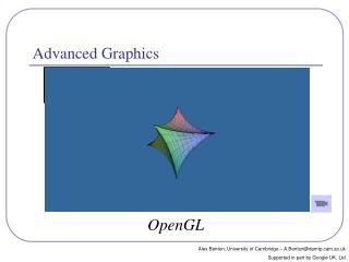 Advanced Graphics