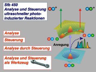 Sfb 450  Analyse und Steuerung  ultraschneller photo-induzierter Reaktionen