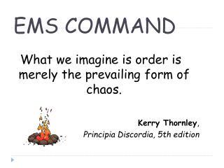 EMS COMMAND