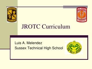 JROTC Curriculum
