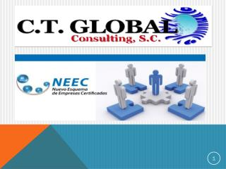 ¿Qué es el Nuevo Esquema de Empresas Certificadas (NEEC)?