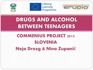 DRUGS AND ALCOHOL BETWEEN TEENAGERS