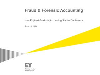 Fraud & Forensic Accounting