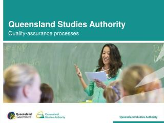 Queensland Studies Authority