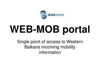 WEB-MOB portal