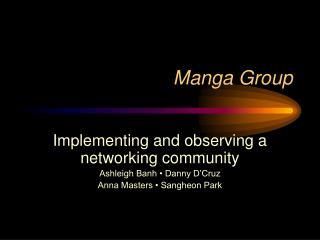 Manga Group