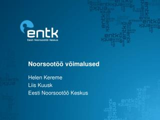 Noorsoot�� v�imalused