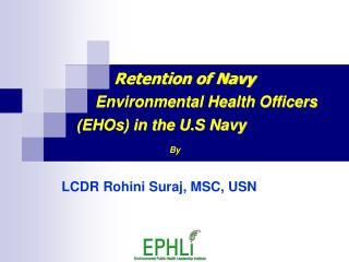 Retention of Navy