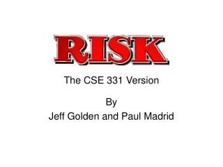 The CSE 331 Version