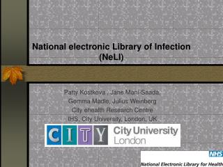 National electronic Library of Infection (NeLI)