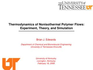 Thermodynamics of Nonisothermal Polymer Flows: Experiment, Theory, and Simulation