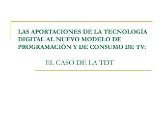 EL CONTEXTO AUDIOVISUAL, 1 (NOVEDADES EN 2005)