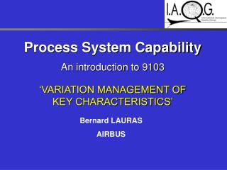 Process System Capability