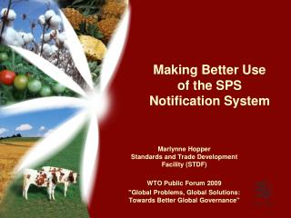 Making Better Use  of the SPS  Notification System