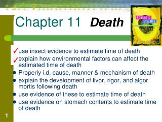 Chapter 11   Death