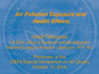 Air Pollution Exposure and   Health Effects