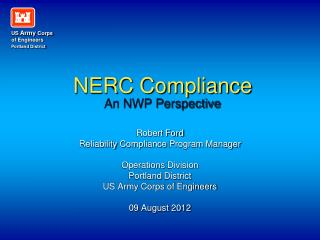 NERC Compliance An NWP Perspective