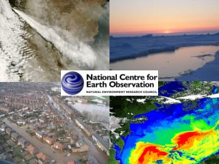NERC & Earth Observation